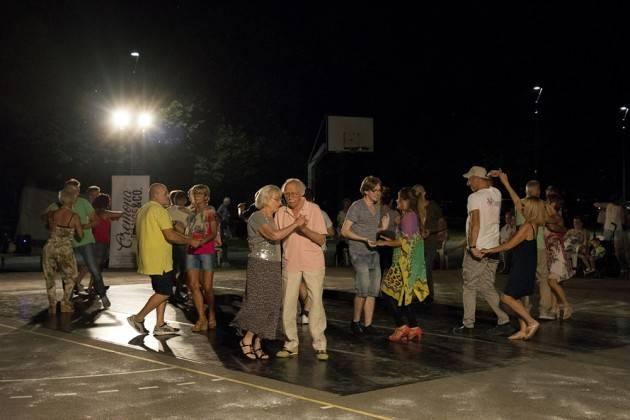 Cremona Causa maltempo rinviato l'appuntamento di 'Ballando Ballando' in programma oggi