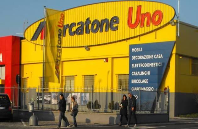 Matteo Piloni (Pd) :'MERCATONE UNO' DI MADIGNANO CHIUDE. Inaccettabile il licenziamento tramite social