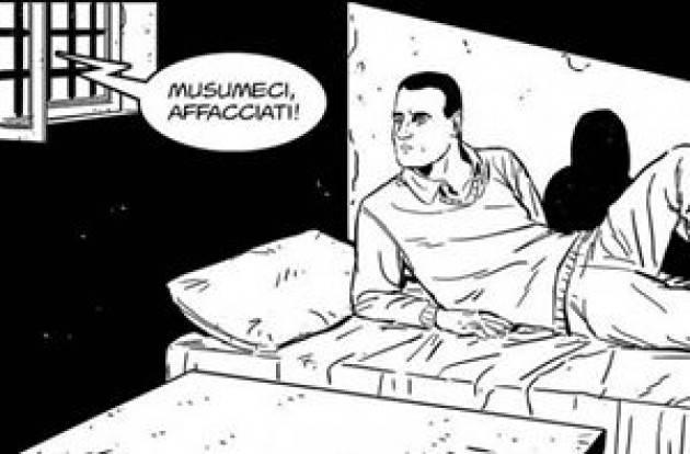 Una telefonata in carcere ti salva la vita  di Carmelo Musumeci