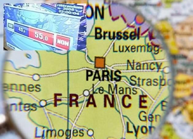 AccaddeOggi 29 maggio 2005 – Gli elettori francesi bocciano il referendum sul Trattato per una Costituzione per l'Europa.