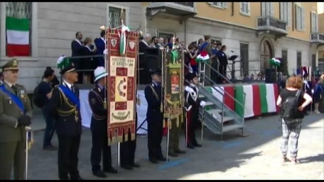 Cremona festeggia l'anniversario della Repubblica il 2 giugno dalle ore 10 in p.zza del Comune