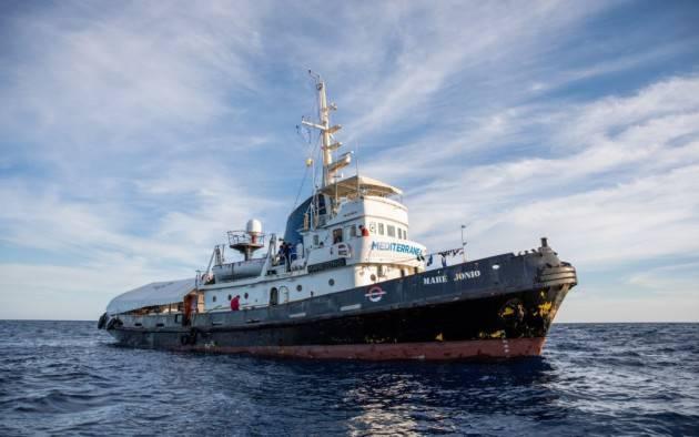 Emmaus Una parte incasso mercatini del 1° giugno verrà destinata alla nave Mare Jonio di Mediterranea