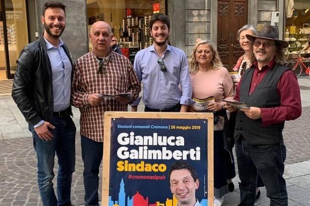 Santo Canale il primo degli eletti del Pd invita il 9 giugno ad andare a rivotare per Galimberti sindaco di Cremona (Video di G.C.Storti)