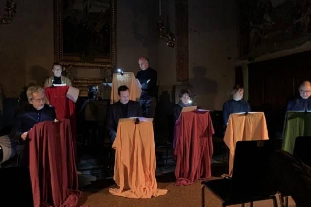 """Venerdì 31 maggio, al Museo del Cambonino, """"Il teatro…non è di scena"""""""
