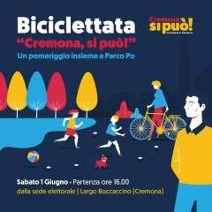Con Gianluca Galimberti Il Lungo Po come un lungo mare : biciclettata sabato pomeriggio