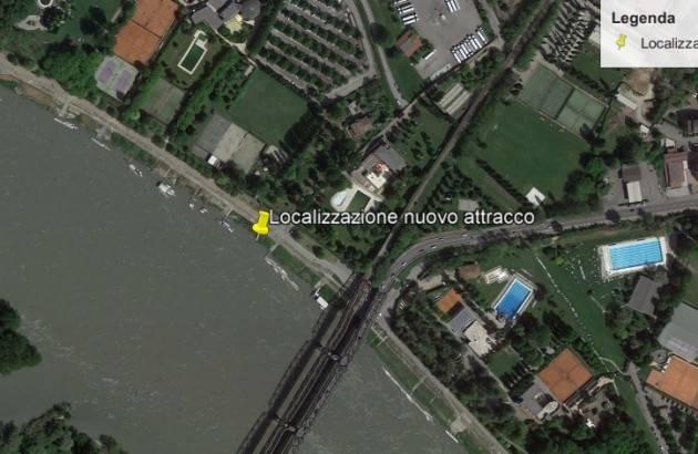 Con Galimberti si può : 'Nuovo attracco per la navigazione sul Po e riqualificazione della Lanca Livrini'