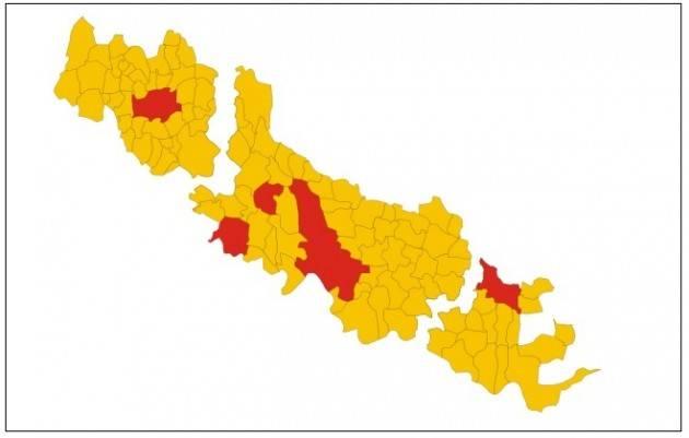 Sette comuni della provincia  hanno adottato il  REGISTRO DELLA BIGENITORIALITA'