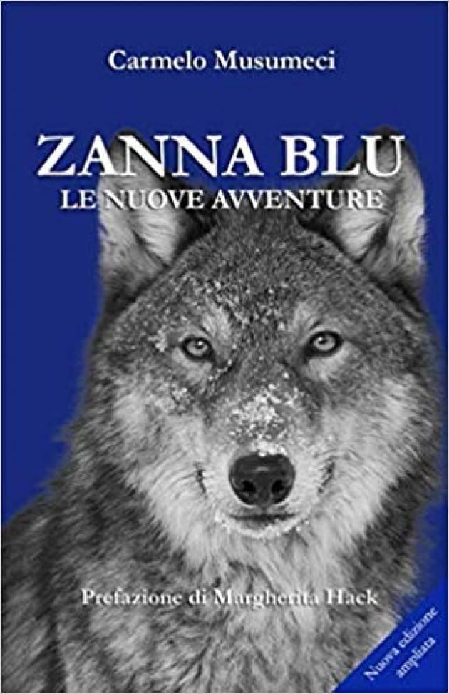 È uscito un nuovo libro di Carmelo Musumeci: 'Zanna Blu - Le Nuove Avventure'