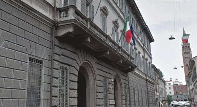 Buona Amministrazione L'Amministrazione Provinciale di Cremona tra le top 500 nei pagamenti alle imprese