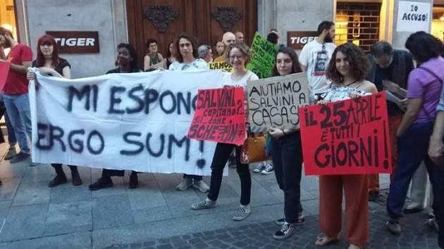 Salvini a Cremona Gigi Rossett: è stata una giornata pesante per la nostra città