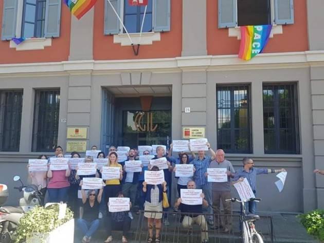 Salvini dove arriva crea problemi di ordine pubblico. Domenica votiamo Galimberti così non verrà più a Cremona (di G.C.Storti)