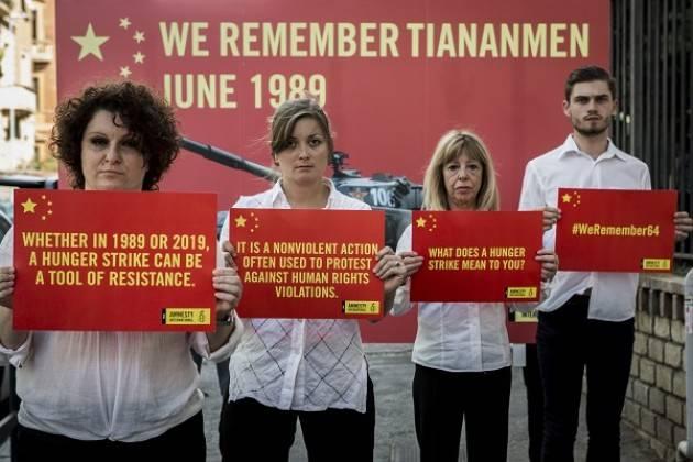 Amnesty TRENT'ANNI DAL MASSACRO DI TIANANMEN