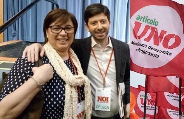 La Telefonata Paola Ruggeri (Art.Uno) Al ballottaggio votare Galimberti sensibile all'ambiente e salute cittadini