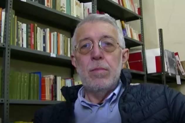 (Video) Cremona Ballottaggio 9 giugno. Corada (Anpi) :ecco perché votiamo per #Galimbertisindaco