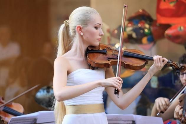 "Anastasiya Petryshak protagonista di ""SguardoConCorde"""