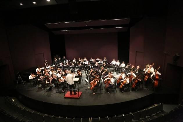 La Choate Rosemary Hall Symphony Orchestra a Cremona il 7 giugno