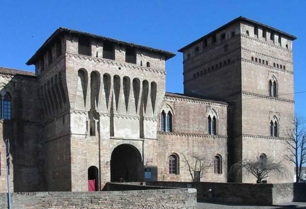 Le visite serali al castello di Pandino continuano anche d'estate il prossimo 16 agosto