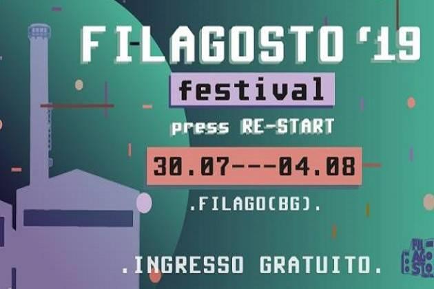 FILAGOSTO FESTIVAL: nuova location per la 17° edizione
