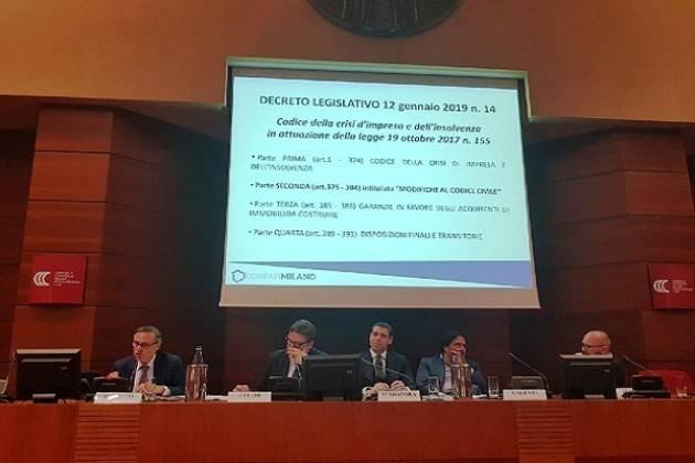 Confapi Milano: nuovi obblighi di gestione e controllo a carico delle PMI