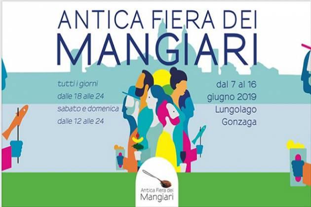 Mantova: dal 7 al 16 giugno torna l'Antica Fiera dei Mangiari