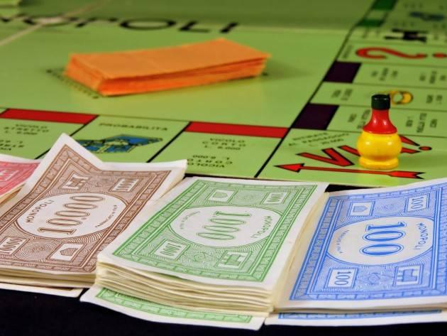 ADUC Governo. Euro. Uscire? La lira e monòpoli