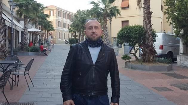 Nuovo tour di Luca Barozzi di presentazione suo romanzo 'Oltre il sogno...il vento (Christian Flammia)