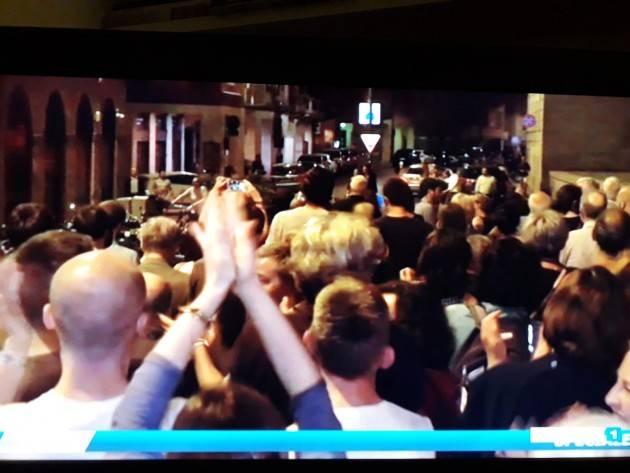 (Video) Gianluca Galimberti con il 56% riconfermato sindaco di Cremona , Carlo Malvezzi ammette la sconfitta