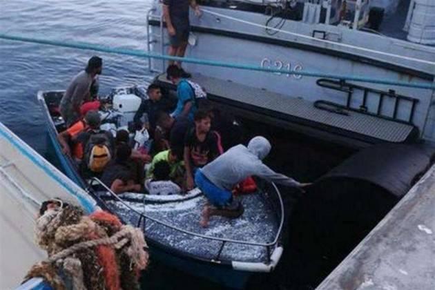 Pianeta Migranti. Con i soldi degli italiani si finanzia il comandante Bija trafficante libico di esseri umani.