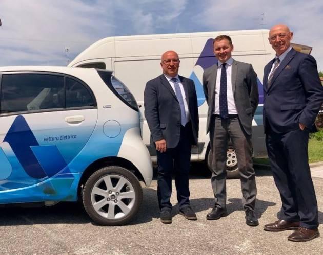 Padania Acque con altri  gestori  Lombardi e del Piemonte lanciano gara acquisto energia elettrica da fonti rinnovabili per 100 milioni di euro