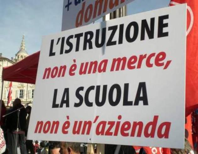 La scuola italiana è ridotta ad essere una 'scuola finta' di Lucio Garofalo