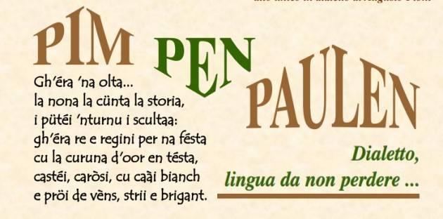 Soresina  Lunedì d'Estate 2019 Incontri sul dialetto Evento dell' 8 luglio
