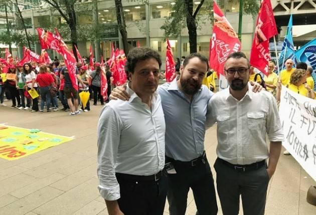 MERCATONE UNO  PILONI (PD):  IL GOVERNO  CONCEDA SUBITO LA CASSA INTEGRAZIONE.