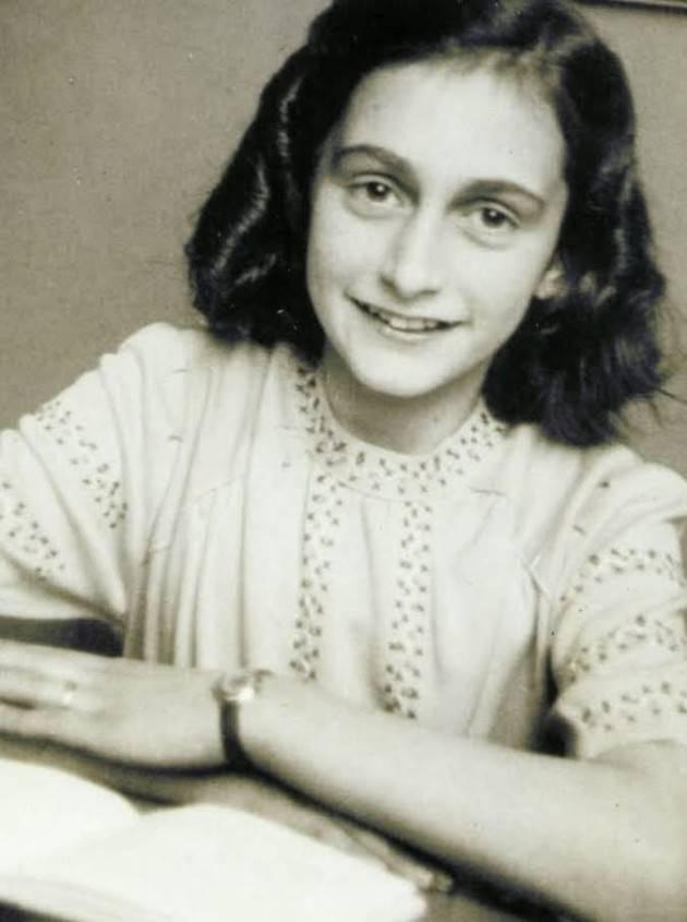 AccaddeOggi   12 giugno 1929 nasce Anna Frank