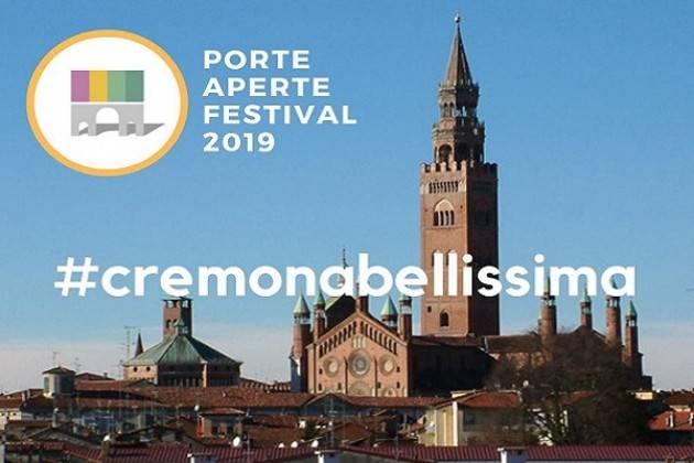 Il PAF - Porte Aperte Festival torna a Cremona il 28-29-30 giugno