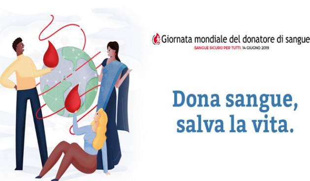 Giornata Mondiale del Donatore di Sangue 2019 - Il programma a Cremona