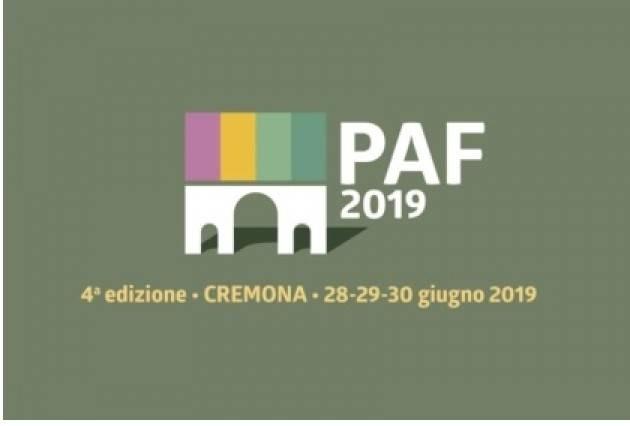 Cremona Porte Aperte Festival Marco Turati presenta la 4° edizione 2019