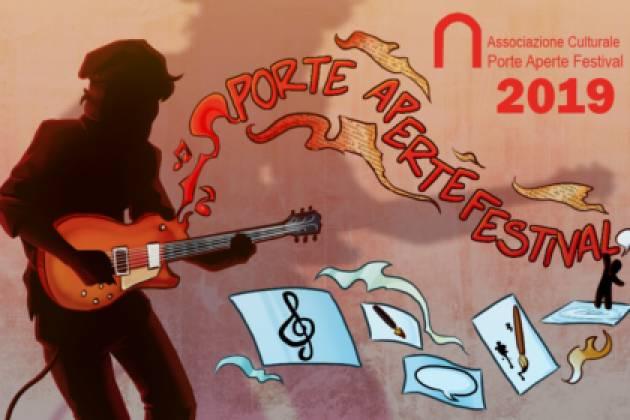Quali sono i primi appuntamenti del Porte Aperte Festival 2019? (Anna Peretti Cremona)