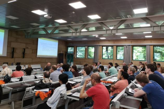 Conclusa la conferenza internazionale SandGAL2019: Semigroups and Groups, Automata, Logic