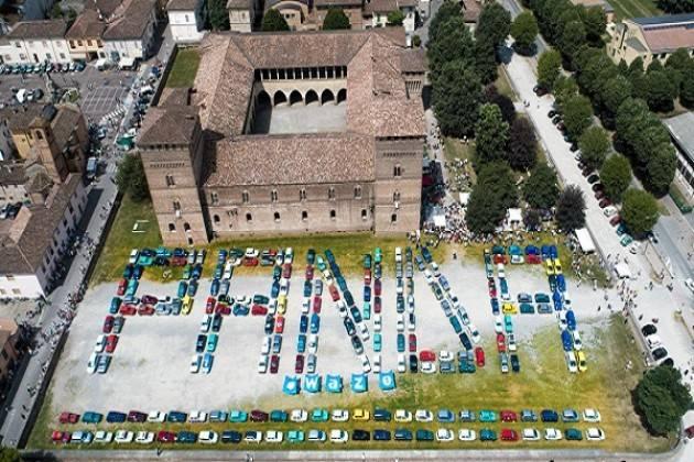 """Il 22 e 23 giugno torna """"Panda a Pandino"""", il raduno di Fiat Panda più grande del mondo"""