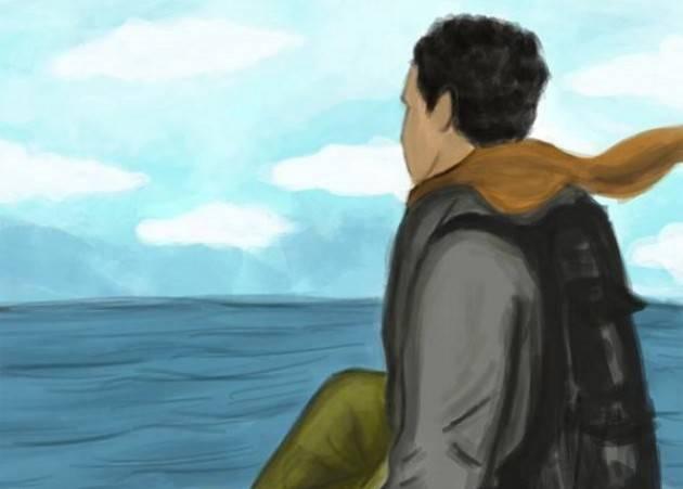 Il prezzo di un sogno: i fumetti raccontano storie vissute in un'altra lingua.