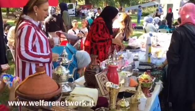 Crema Festa dei Popoli Otto ore di musica, cibo, laboratori, spettacoli e colore (Video E.Mandelli)