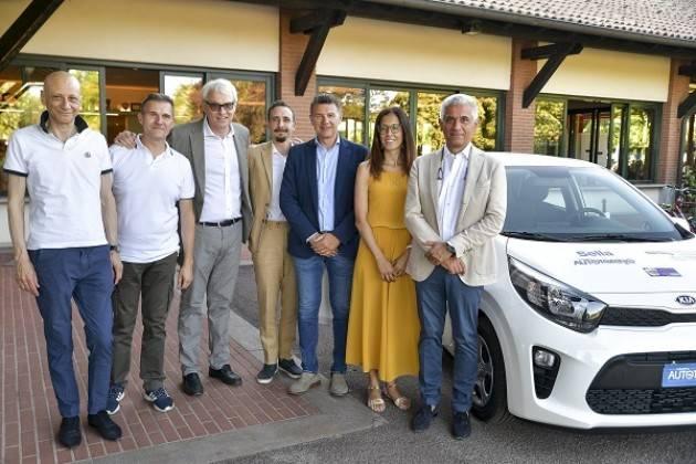 Golf e solidarietà al Castello di Tolcinasco con il 3° Golf Challenge CPA – Trofeo Caloni Trasporti