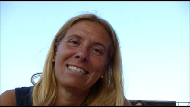 Alessia Manfredini (Pd):'lascio la giunta Galimberti per ragioni personali ma continuerò a fare politica'-Video G.C.Storti