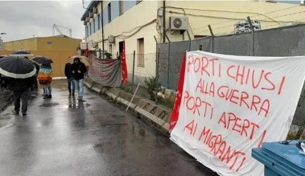 Amnesty NUOVA NAVE-CARGO IN ARRIVO A GENOVA: GRAVISSIME LE RESPONSABILITA' DEL GOVERNO