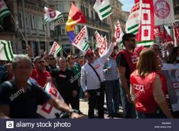 Spagna Provano a formare un sindacato, tutte licenziate Firma la petizione