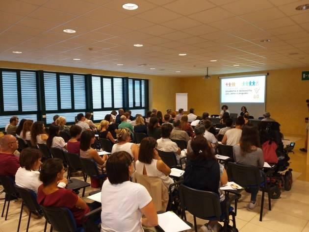 Cremona  L' interessante convegno ECM Disabilità e sessualità si è svolto a Cremona Solidale