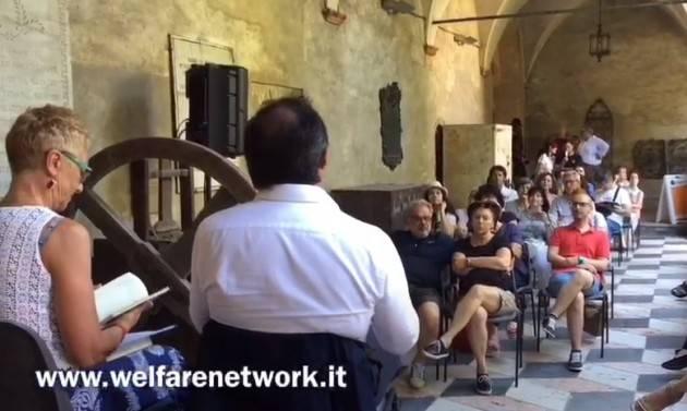 """Alla sua 2° edizione il festival letterario di Crema """"Inchiostro"""" è già una istituzione (Video E.Mandelli)"""