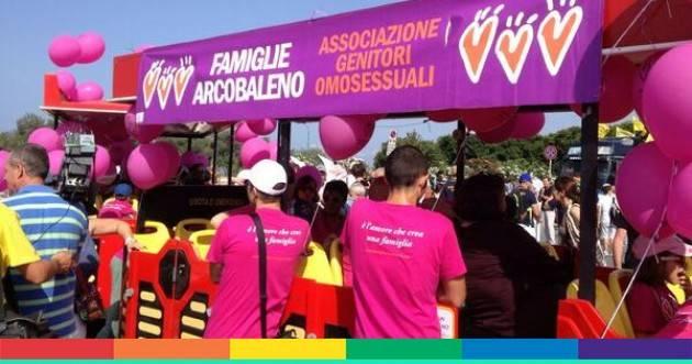 I trenini di Famiglie Arcobaleno continueranno a sfilare in tutti i Pride di questo Paese.