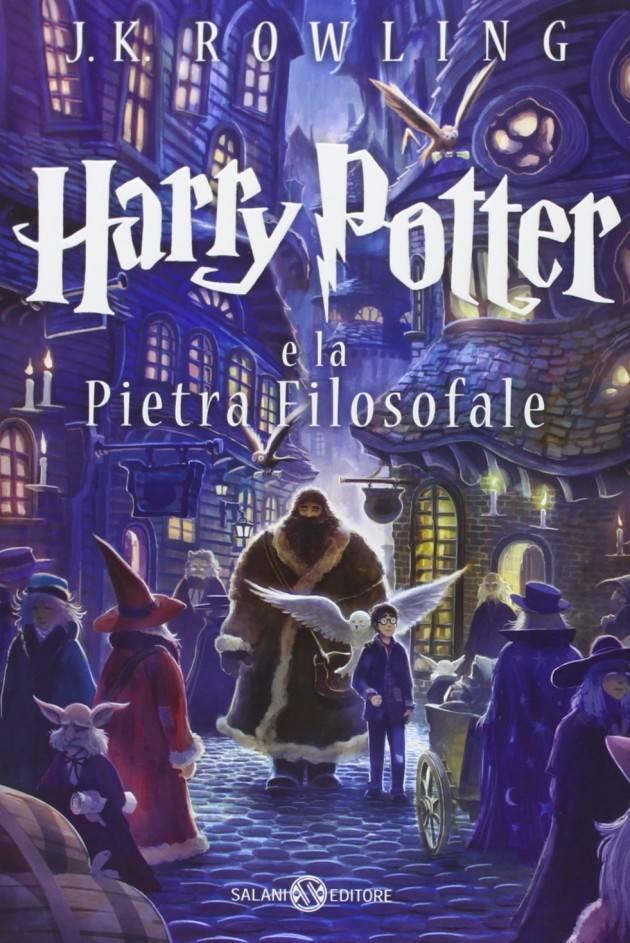 AccaddeOggi 26 giugno 1997- Esce nel Regno Unito il primo volume di Harry Potter in lingua inglese, scritto da Joanne K. Rowling,