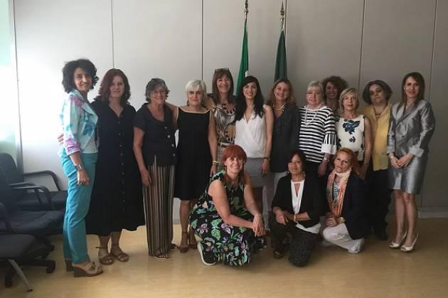 Donne Impresa, incontro con il Consiglio per le Pari Opportunità della Lombardia